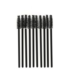 Goupillons brosse noirs x10