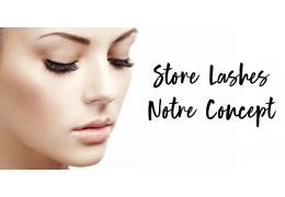 STORE LASHES: OUR CONCEPT