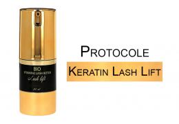Protocole Keratin Lash Lift Bio